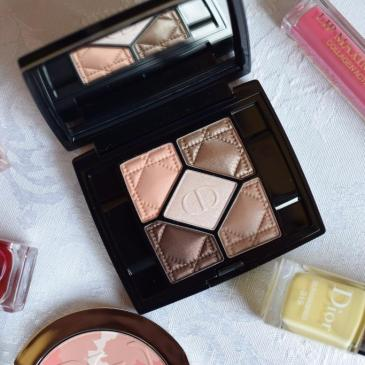 Dior palette Ambre Nuit 746