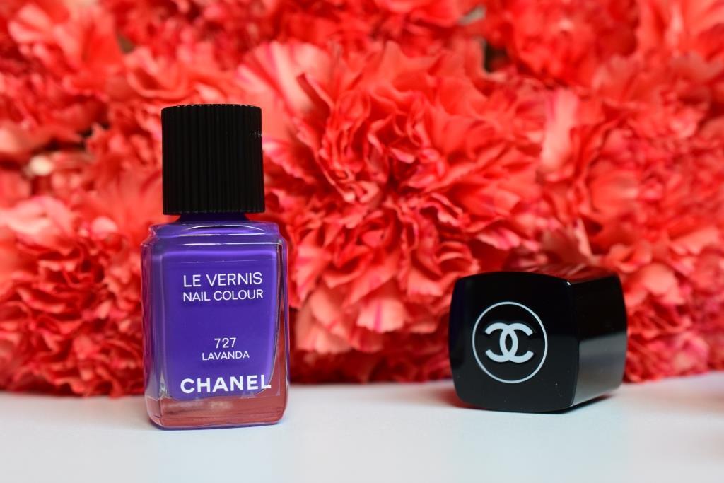 Chanel vernis Lavanda