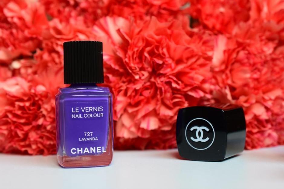 Chanel vernis Lavanda 1