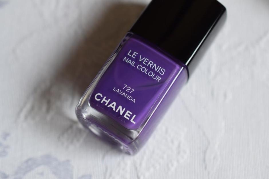 Chanel vernis Lavanda 2
