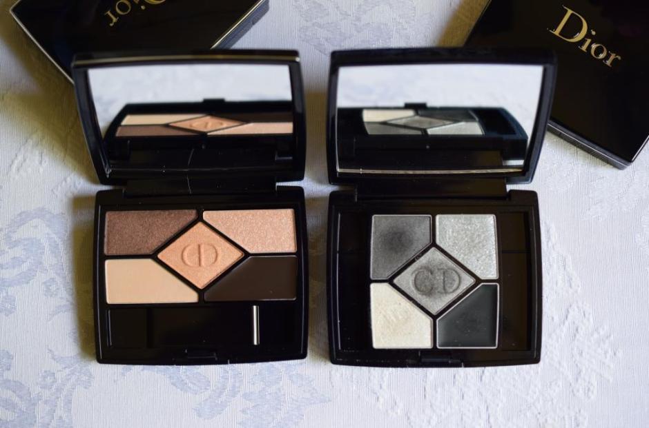 Dior Designer palette nouvelle / ancienne version
