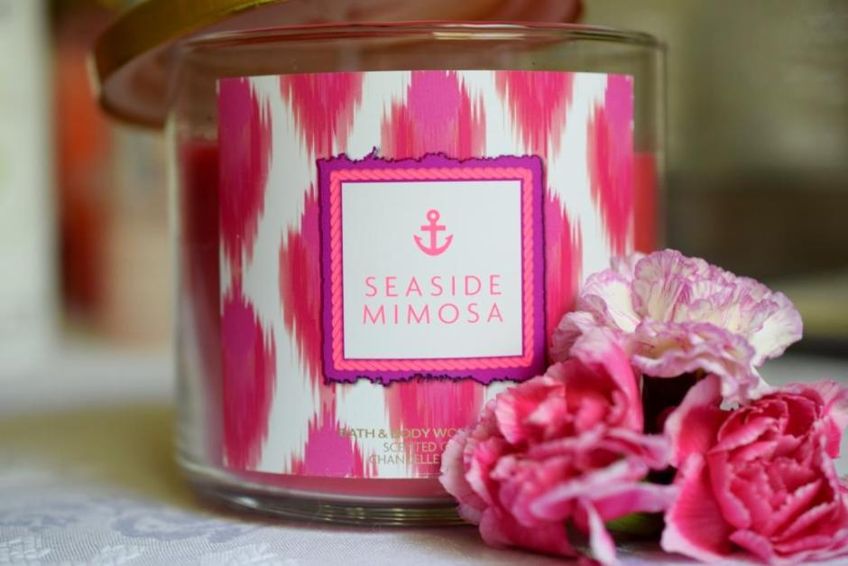 Favoris juillet 2015 9 Bath and Body Works seaside mimosa candle