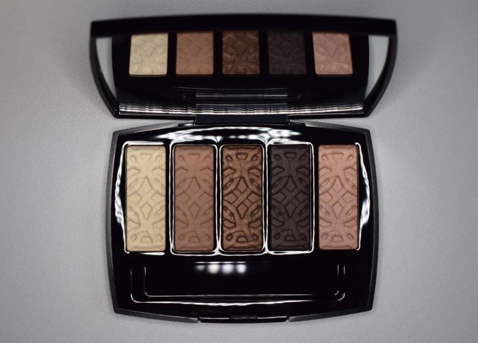Chanel Les Automnales palette Entrelacs 10