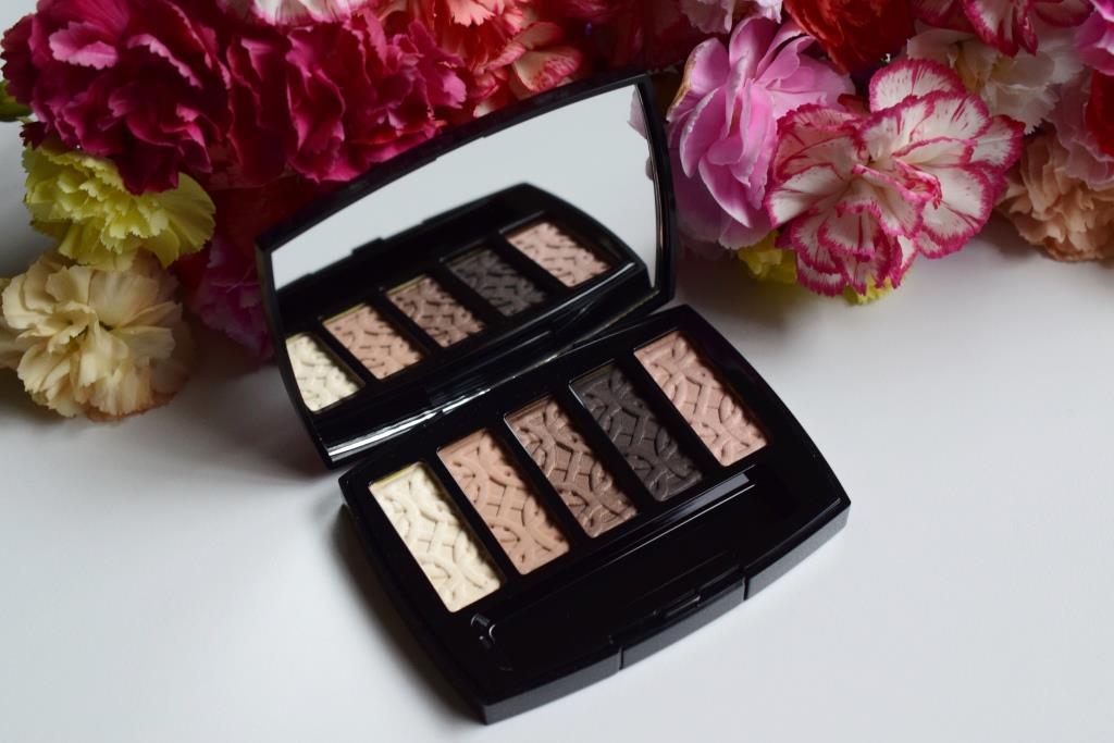 Chanel palette Entrelacs