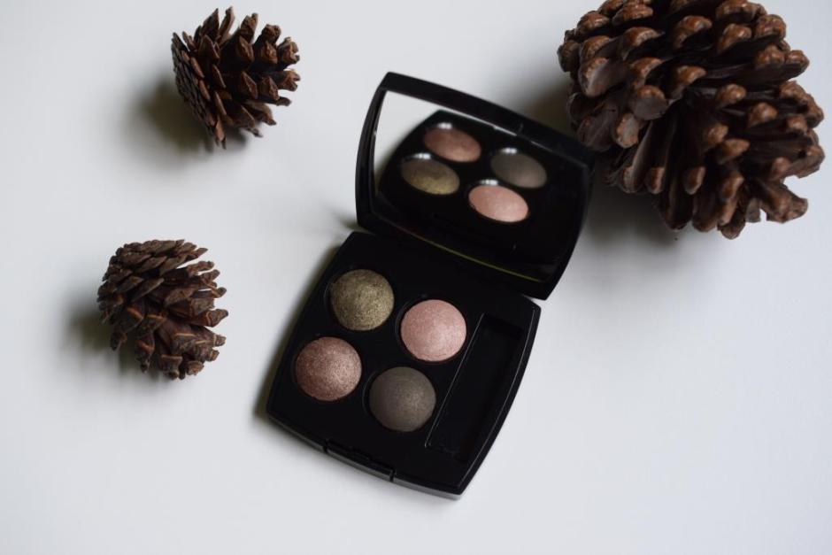 Chanel Tisse automne palette 1