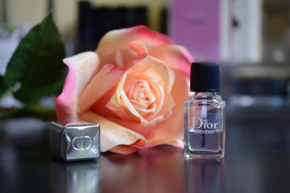 Defi vernis 4 Dior Gel coat