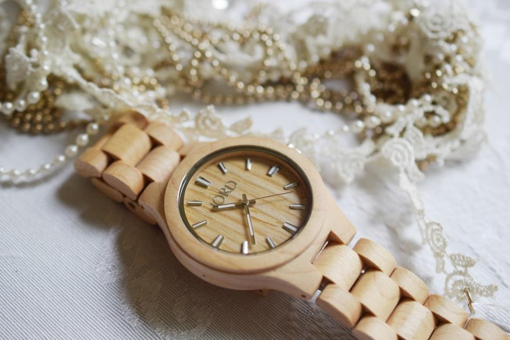 Les montres en bois Jord Watch