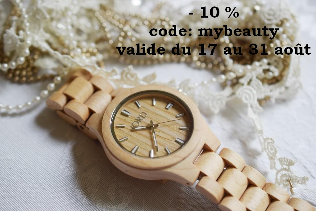 Bon plan Jord Watch (coupon) !