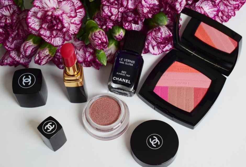 Chanel L.A. Sunrise