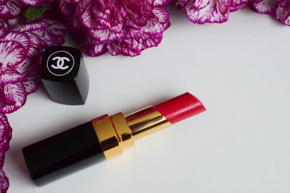 Chanel Rouge Coco Shine Energy