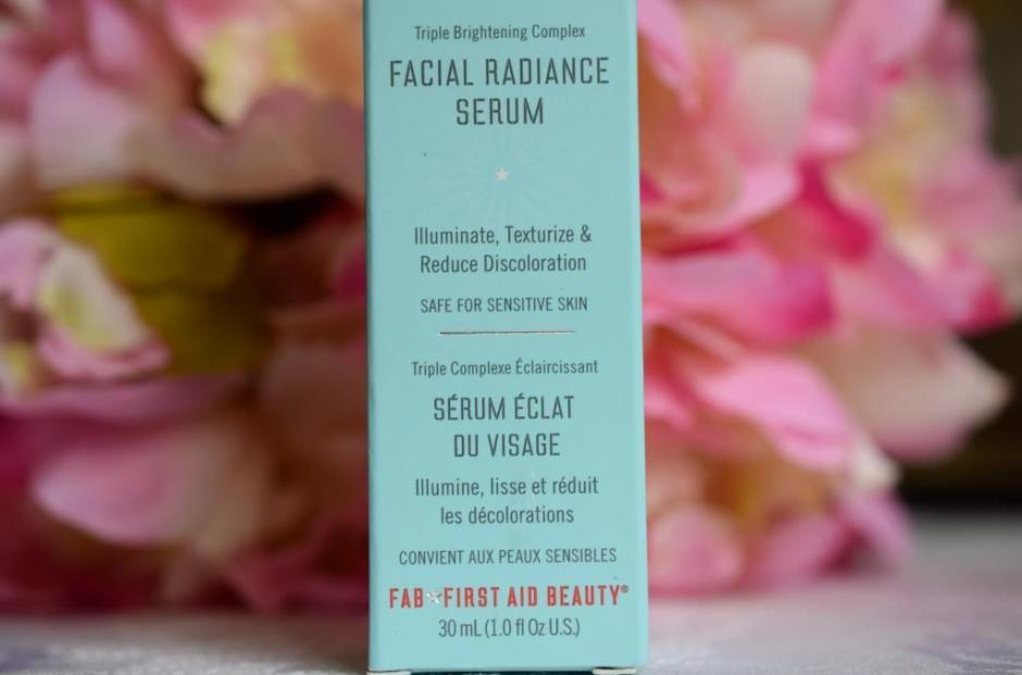First Aid Beauty Facial Radiance Serum