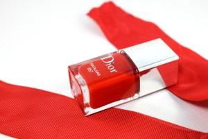 Vernis Dior Trafalgar rouge