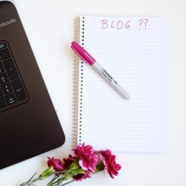 Mon blog et moi [Défi du lundi]