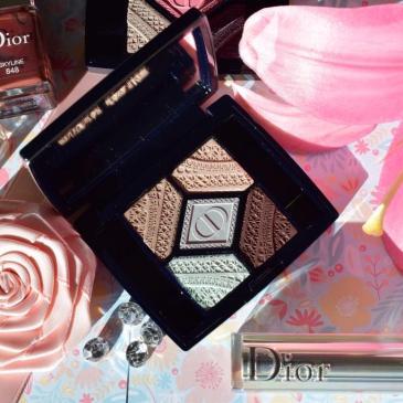Dior palette Parisian Sky – Collection Skyline