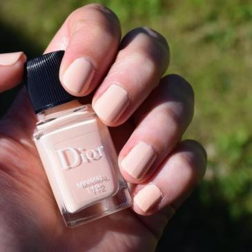 Dior vernis Minimal – Collection Skyline