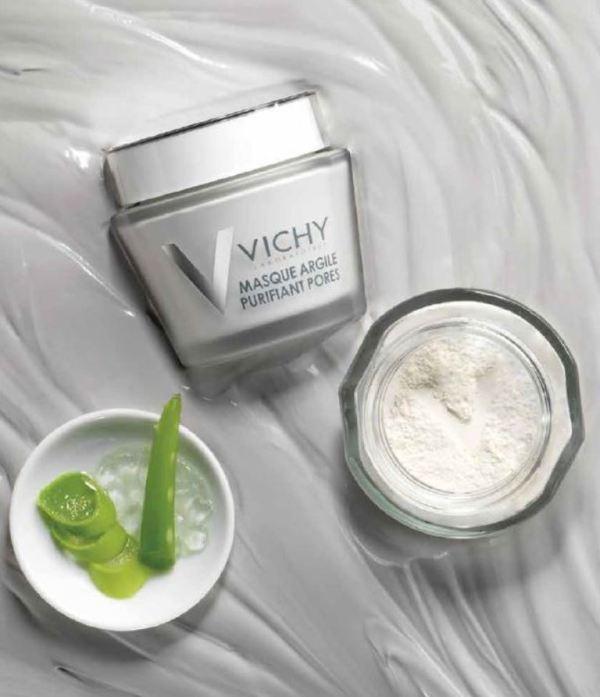 Vichy masque argile