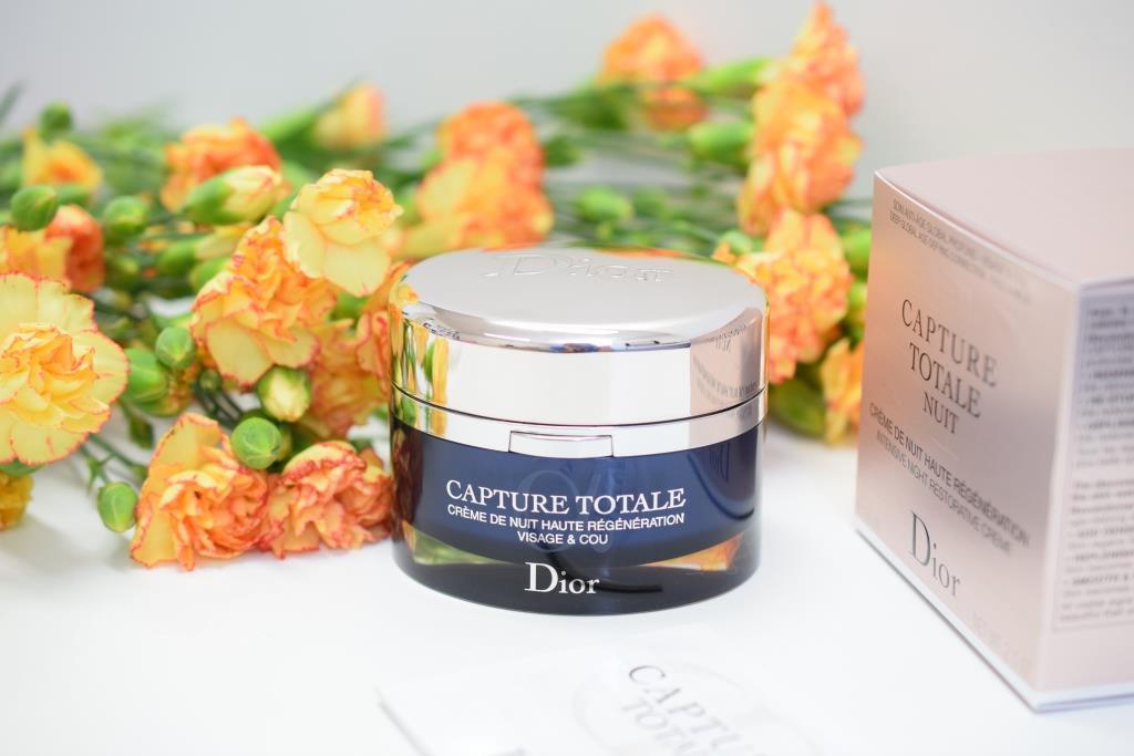 Dior Capture Totale crème de nuit