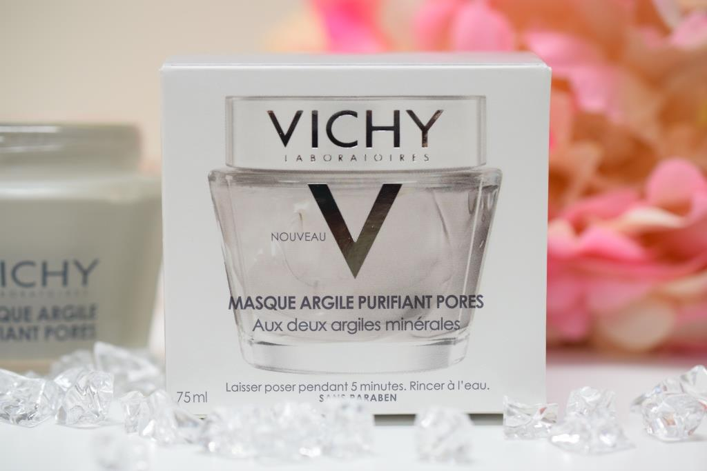 Vichy masques minéraux