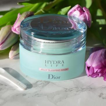 Dior Hydra Life Jelly Sleeping Mask