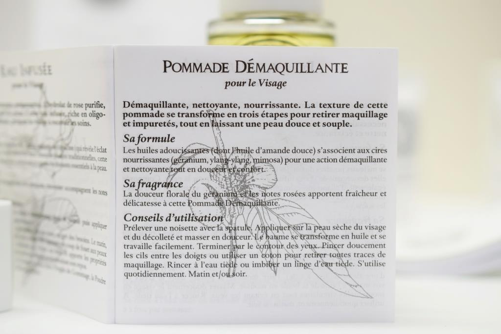 Diptyque Pommade démaquillante L'Art du Soin