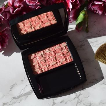 CHANEL Blush Tweed Coralline | Les Tissages