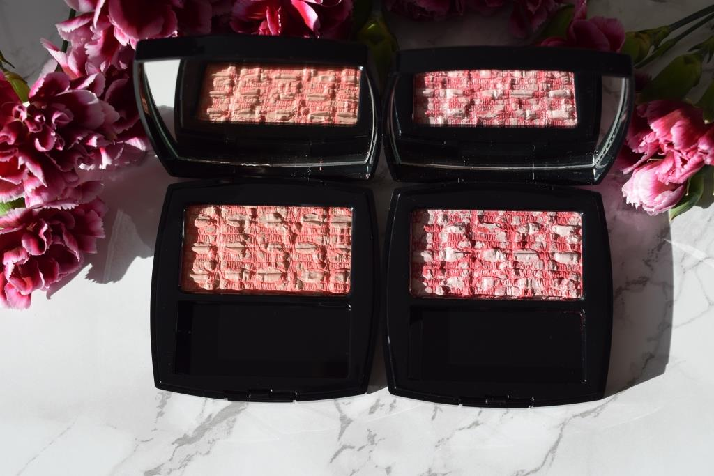 Chanel blush Tweed Cherry Blossom Coralline