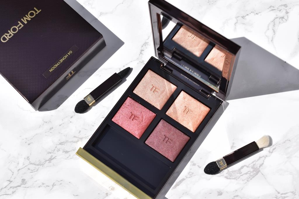 Tom Ford palette Nude Dip - My Beauty Québec