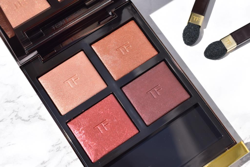 Tom Ford palette Honeymoon