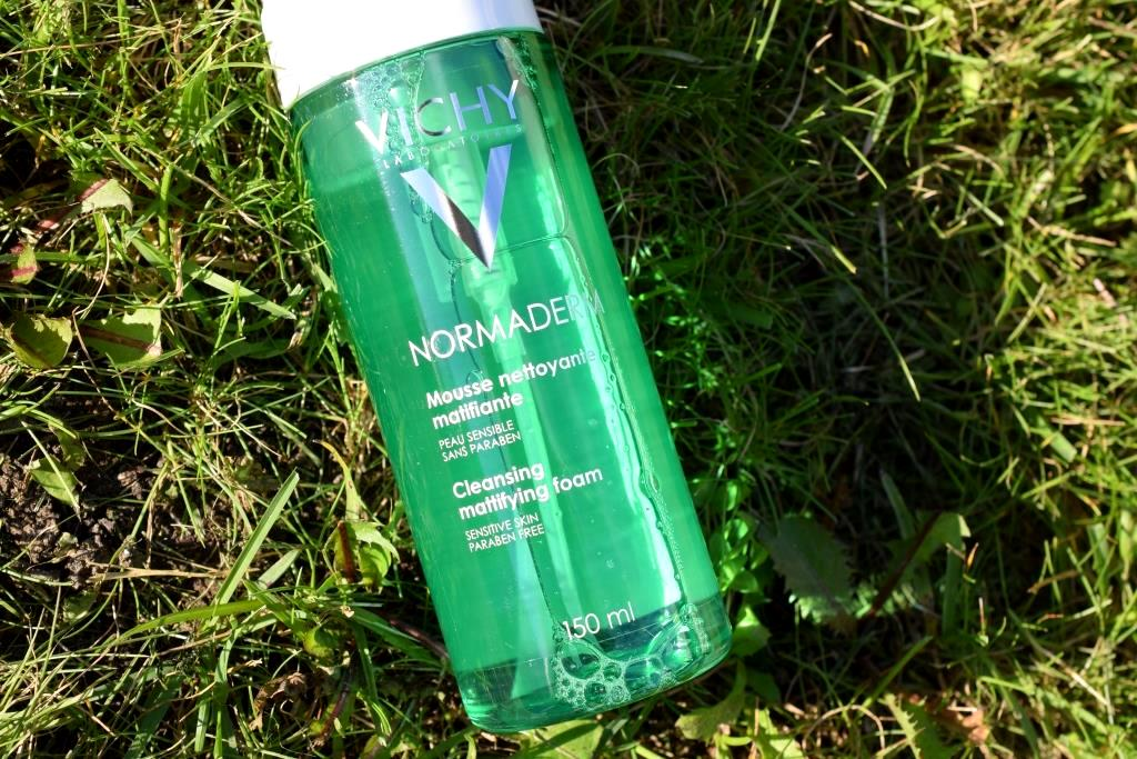Vichy Normaderm mousse nettoyante