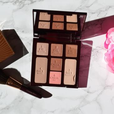 Charlotte Tilbury palette Instant Look – Beauty Glow