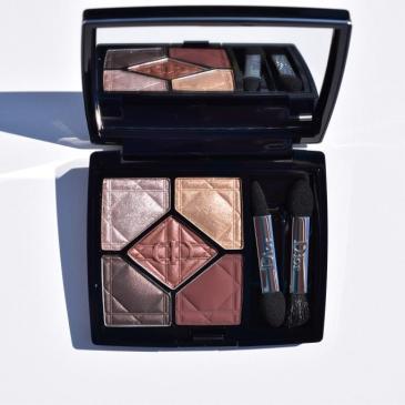 Dior palette Hypnotize   Collection Metallics