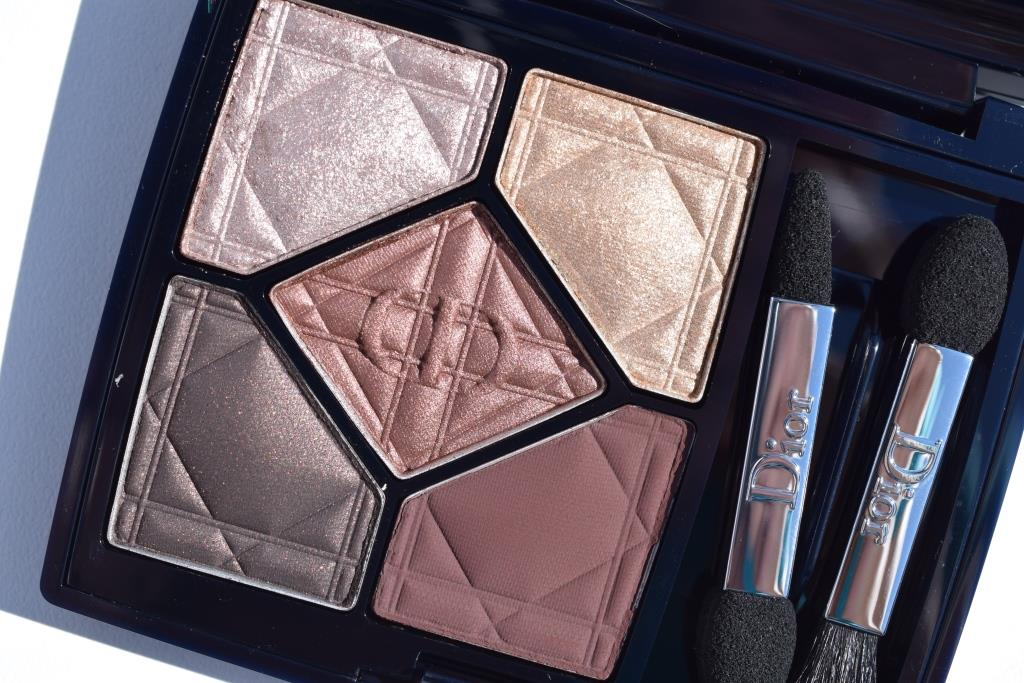 Dior palette Hypnotize 677 Collection Metallics