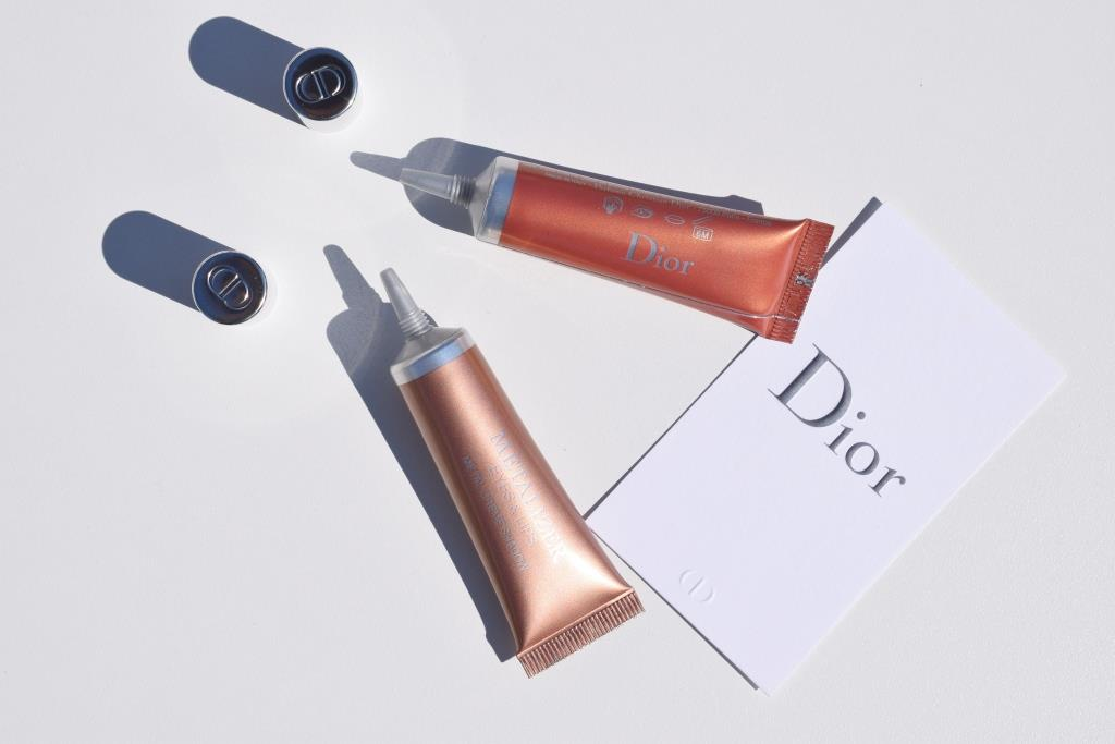 Dior Metalizer Copper Power Platine Fusion