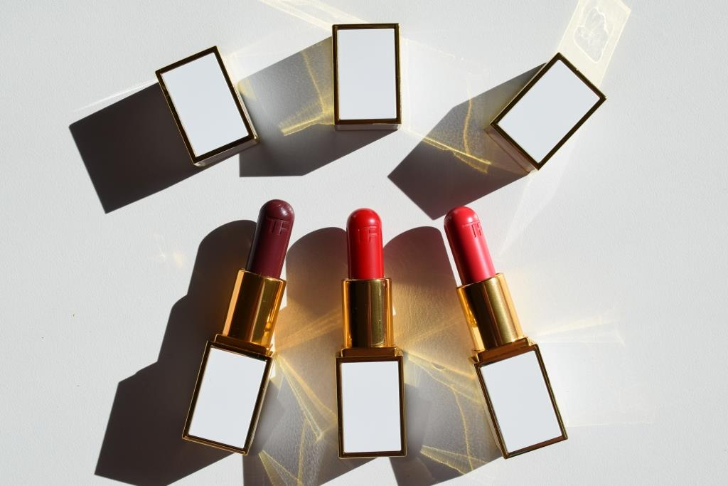 TOM FORD Clutch-Size Lip Balms