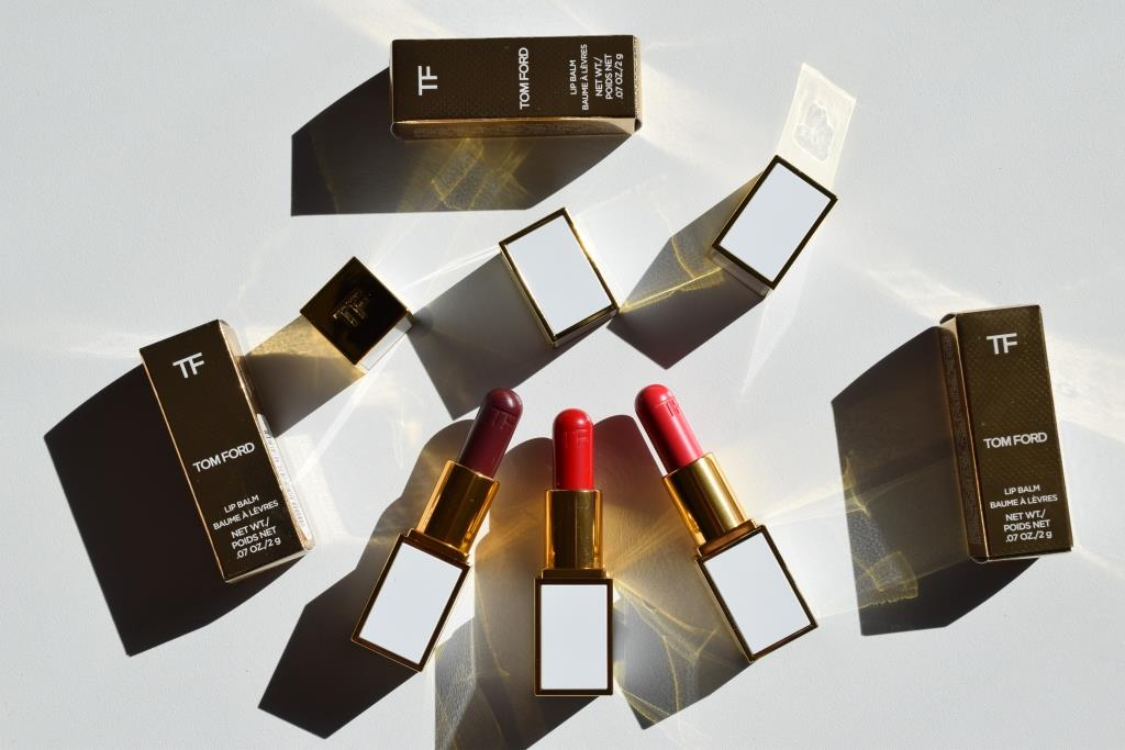 TOM FORD – Clutch-Size Lip Balms