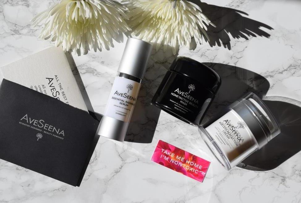 Aveseena – cosmétiques non toxiques haut de gamme