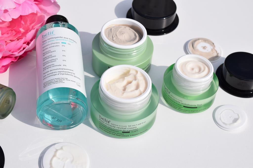 Belif Cosmetics Canada skincare