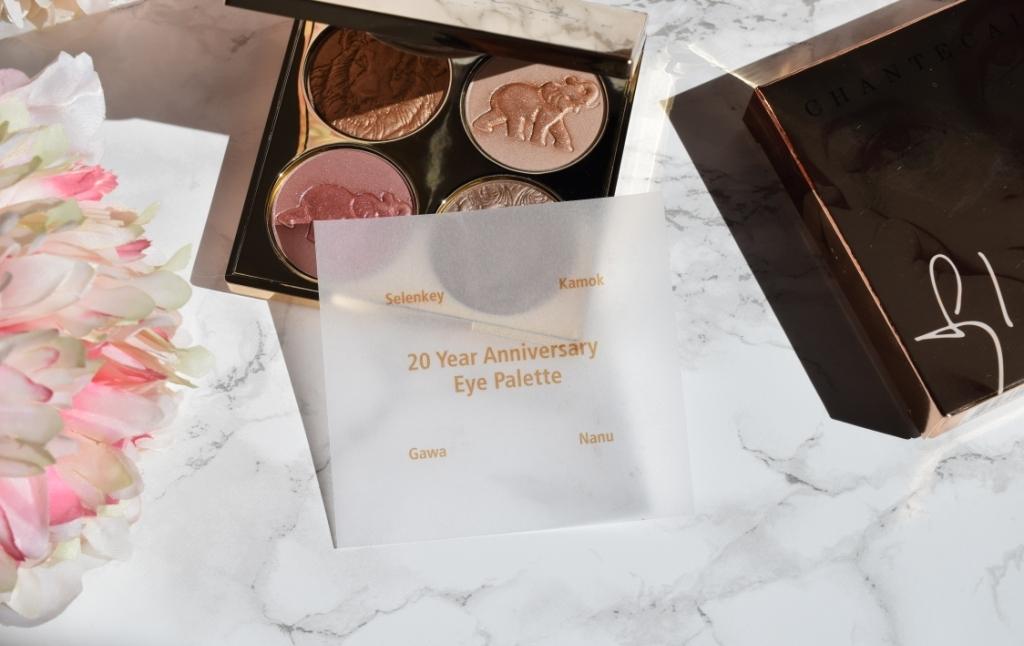 Chantecaille palette 20e anniversaire