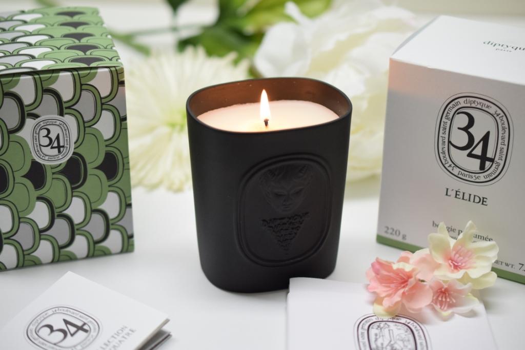 DIPTYQUE – 34 – Bougie parfumée L'Elide (Faune)