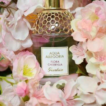 Flora Cherrysia – la nouvelle Aqua Allegoria de Guerlain (2019)