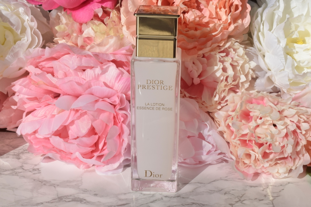 Dior Prestige Lotion Essence de Rose