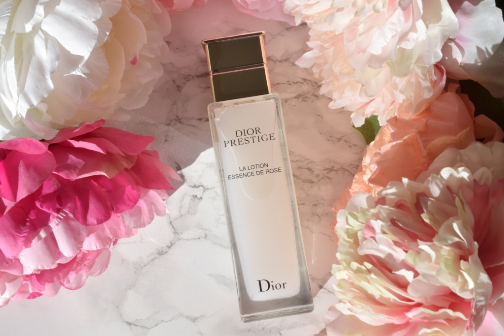 Dior Prestige Lotion Essence de Rose