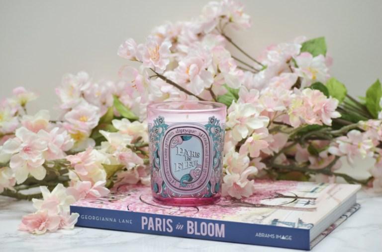 Diptyque Paris en Fleur bougie candle