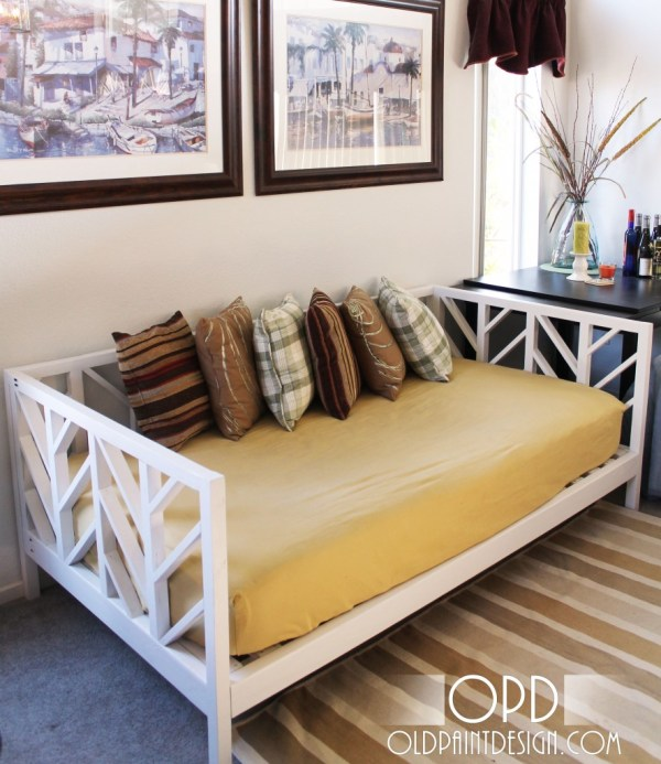 Daybed plans free