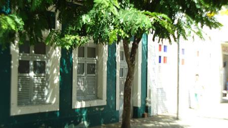 Casas da Rua João Pessoa