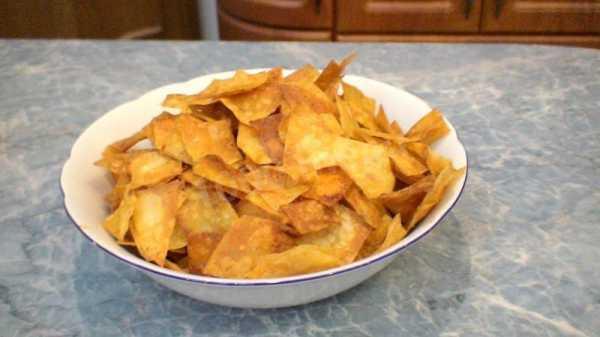 Чипсы из лаваша в духовке рецепт – Чипсы из лаваша ...