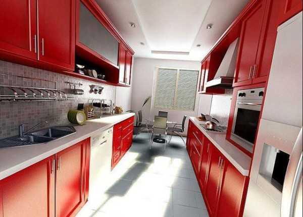 Длинные кухни дизайн фото – Дизайн узкой кухни: 40+ фото ...