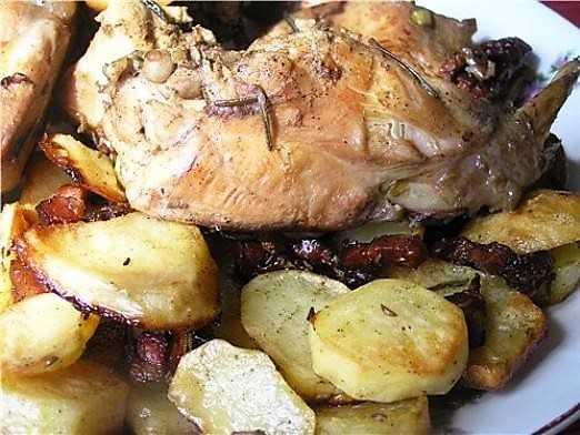 Кролик тушеный рецепт с фото – Кролик тушеный - рецепты с ...