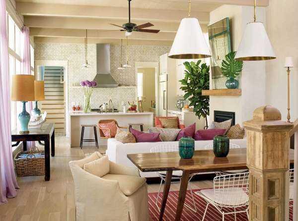 Кухни в своем доме фото – Кухня в частном доме - 100 фото ...