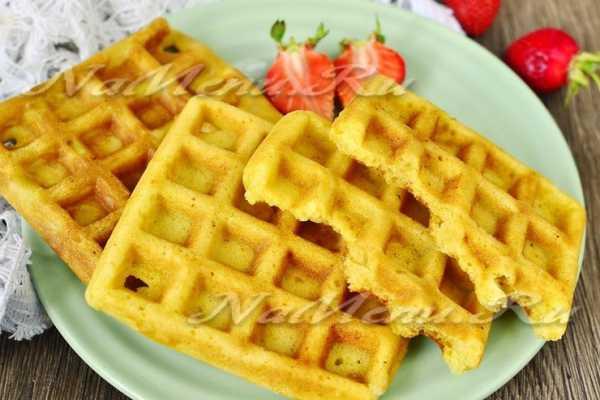 Мягкие вафли в вафельнице рецепт с фото пошагово – рецепт ...